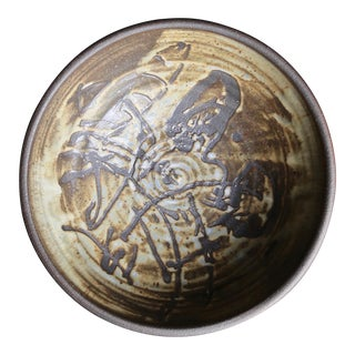 Tim Keenan Ceramic Bowl. For Sale