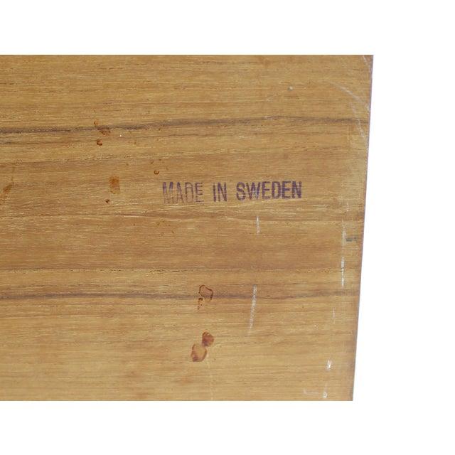 Arne Vodder Teak File Box Desk Organizer - Image 5 of 5