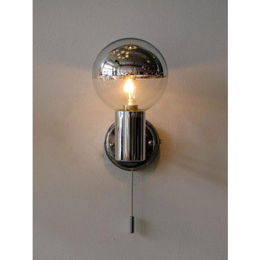 Silver Staff Wall Lights by Motoko Ishii - A Pair For Sale - Image 8 of 10