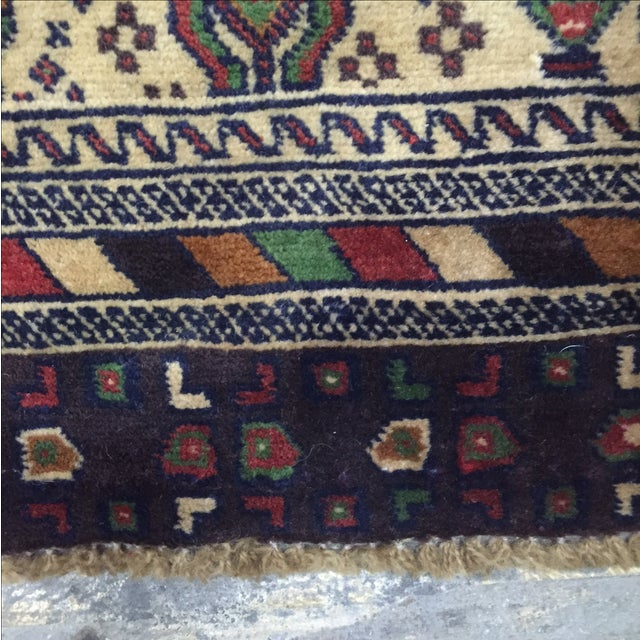 Baluchi Persian Rug - 2′3″ × 4′8″ - Image 7 of 8