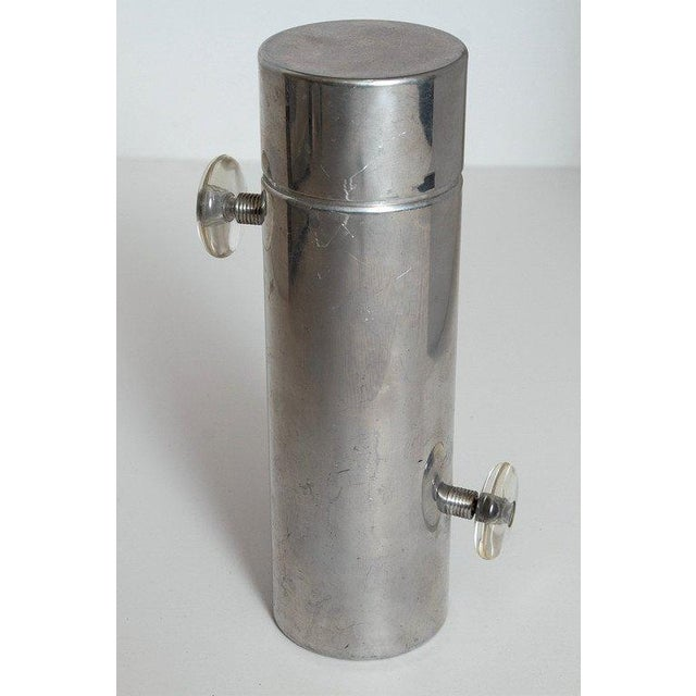 Art Deco Art Deco Machine Age Polished Aluminum Industrial Design Classics Rideout For Sale - Image 3 of 11