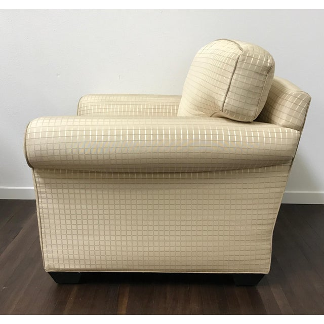 RJones RJones Oxford Lounge Chair For Sale - Image 4 of 9