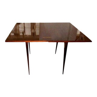 Period French Art Deco Game Table For Sale