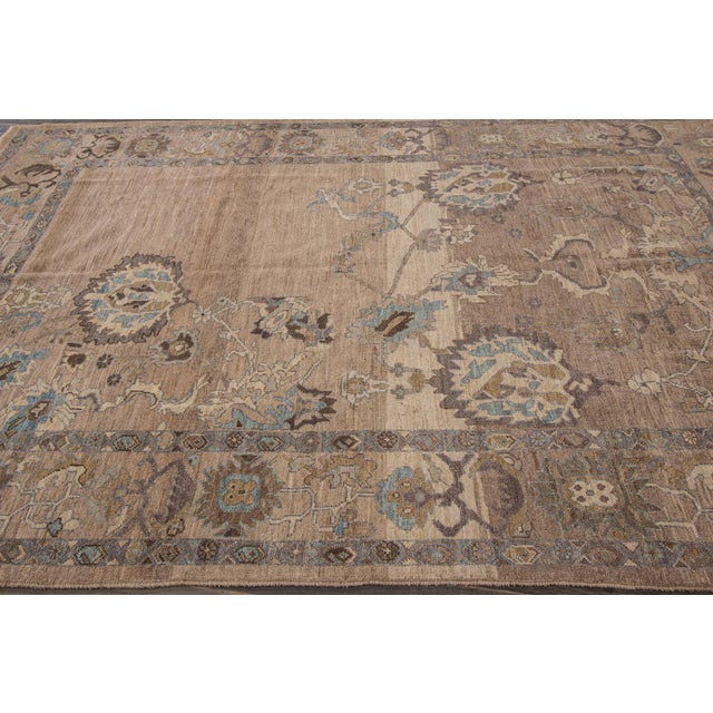 """Wool Sultanabad Rug - 6'9"""" x 9'10"""" - Image 5 of 7"""