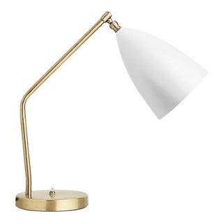 Greta Magnusson Grossman 'Grasshopper' Table Lamp in White For Sale