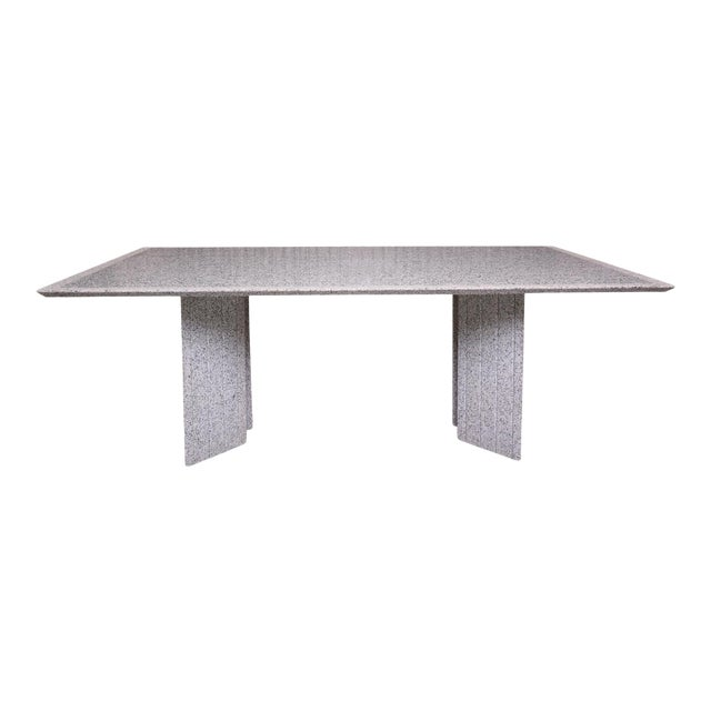 1980s Vintage Enrico Baleri for Knoll Mega Table For Sale