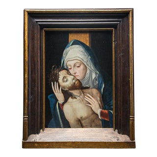 The Lamentation of Christ – Attributed to Gerard David For Sale