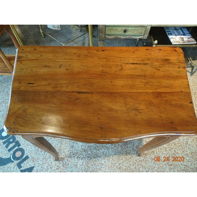 18th Century French Walnut Table For Sale In New Orleans - Image 6 of 13