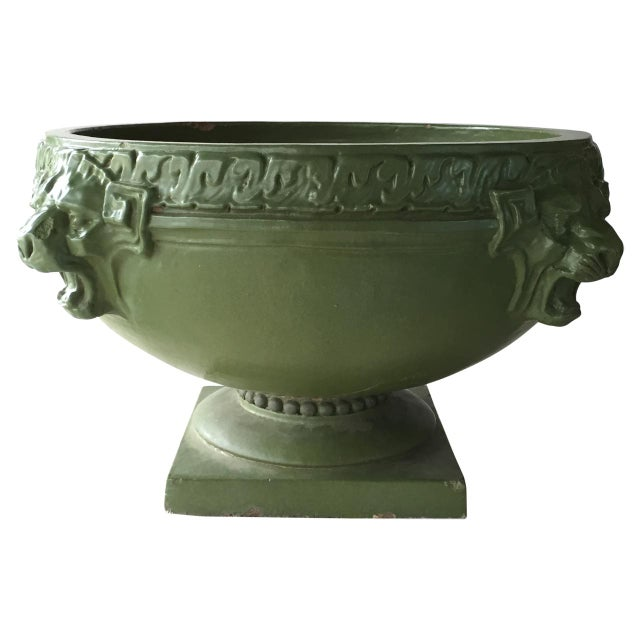 Terracotta Urn From Kansas City For Sale - Image 5 of 5