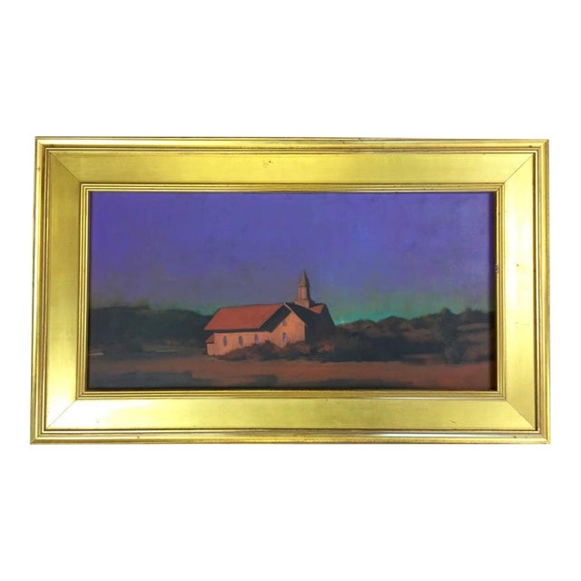 """""""Chapel on the Pond, North Truro"""" Painting - Image 1 of 7"""