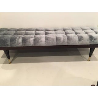 Circa 1940s French Art Deco Exotic Bench Preview