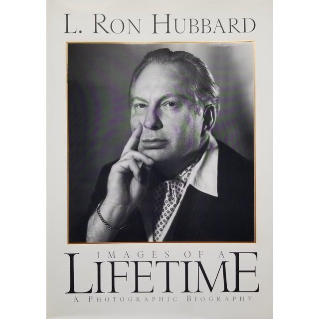 Paper L. Ron Hubbard, Images of a Lifetime - a Photographic Biography For Sale - Image 7 of 7