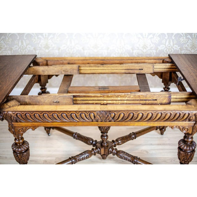 19th-Century Eclectic Table For Sale - Image 10 of 11