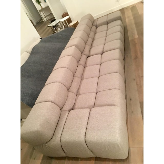 B&B Italia Modern Tufty Time Sofa For Sale - Image 5 of 8