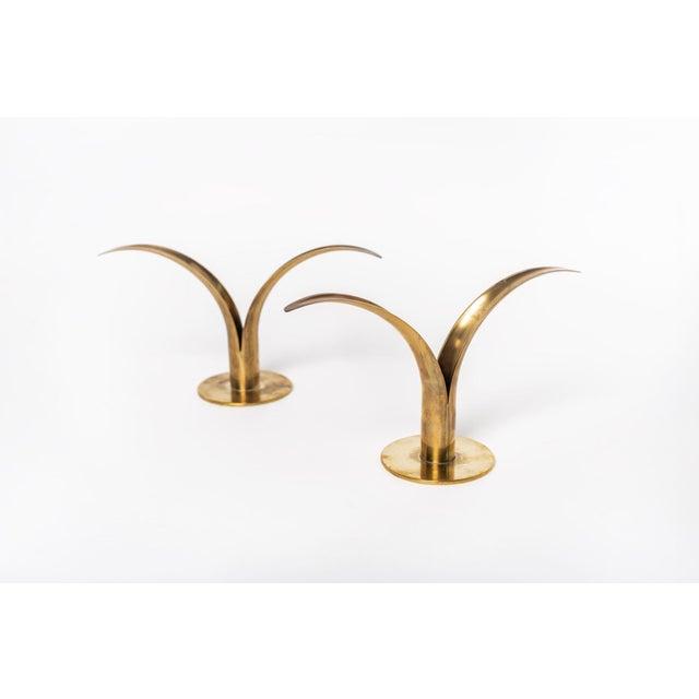 Liljan Lily Ivar Alenius-Bjork Candle Holders For Sale - Image 11 of 11