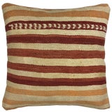 """Image of Rug & Relic Kilim Pillow   16"""" For Sale"""