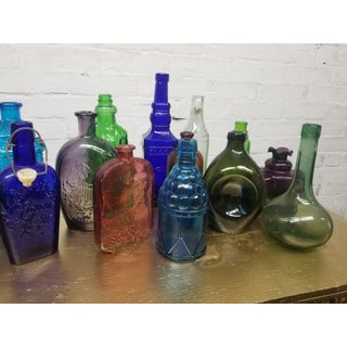Antique Medicine and Apothecary Bottles - Set of 22 Preview