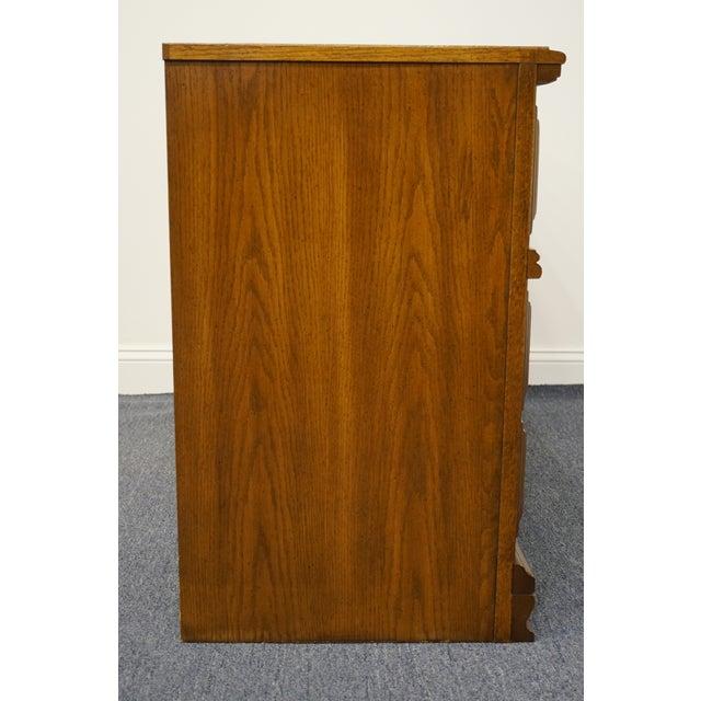 Sumter Cabinet Co. Walnut Italian Provincial Double Dresser For Sale - Image 11 of 12