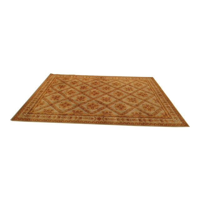 Regency Wool Rug - 9' X 13' For Sale