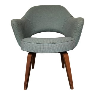 Vintage Knoll Saarinen Executive Dining Chair