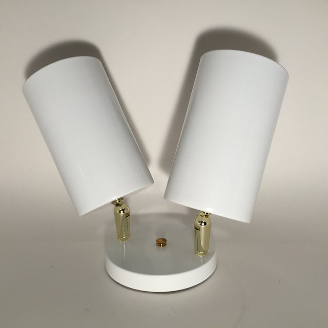 Vintage Non-Installed Directional Can Lighting - Image 2 of 7