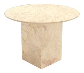 Image of Peach Accent Tables