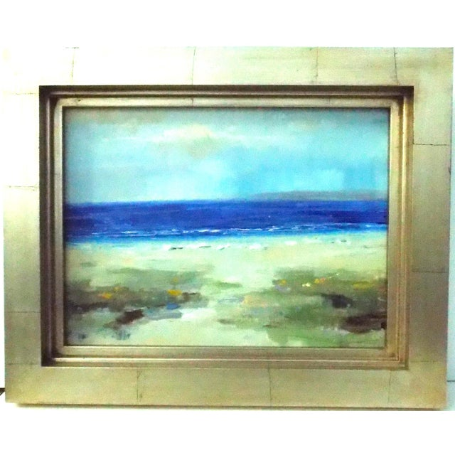 The Beach Oil Painting - Image 2 of 5