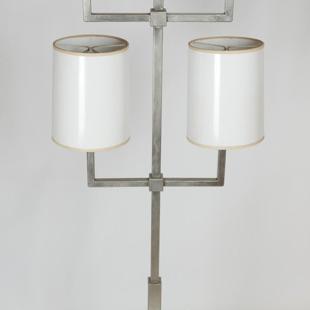 Tommi Parzinger Very Rare Limited Production Tommi Parzinger Floor Lamp for Lightolier For Sale - Image 4 of 12