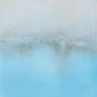 Modern Original Abstract Landscape Painting For Sale