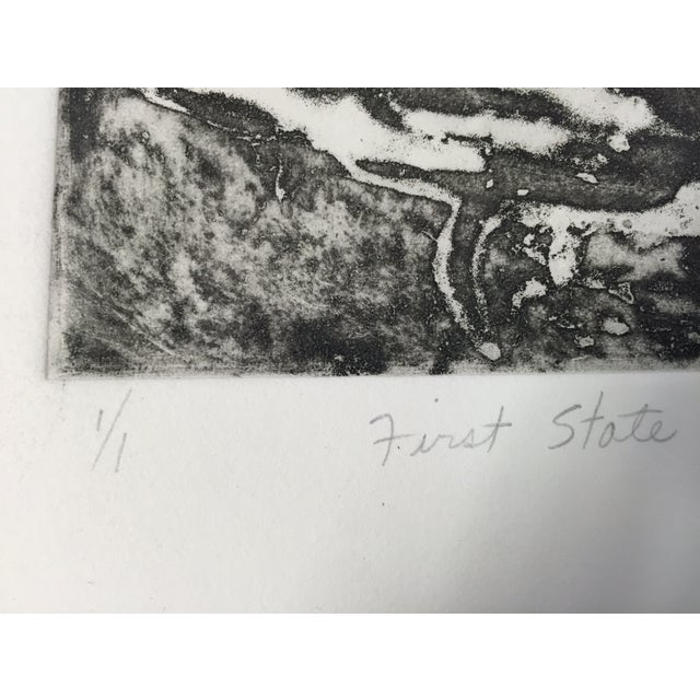 Linda Pericolo Block Print For Sale - Image 7 of 7