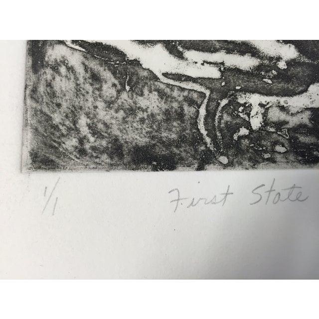 Linda Pericolo Block Print For Sale - Image 7 of 7