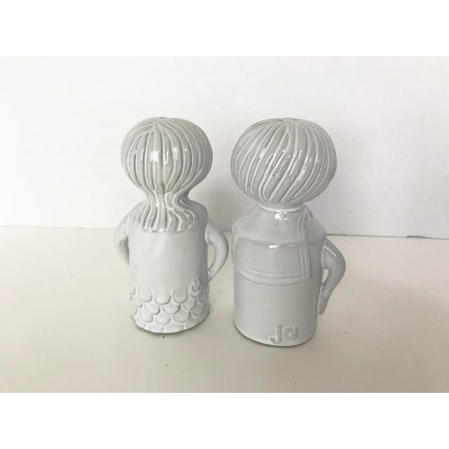 Jonathan Adler Salt & Pepper Shakers - A Pair - Image 3 of 4