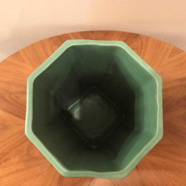 Contemporary Frank Lloyd Wright Dana Sumac Pottery Vase For Sale - Image 3 of 6