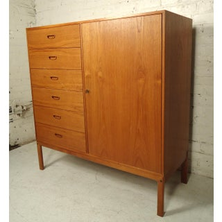 Mid-Century Modern Danish Cabinet Preview
