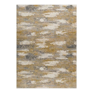 "Ananda - Gilded Area Rug - 5'3"" x 7'10"" For Sale"