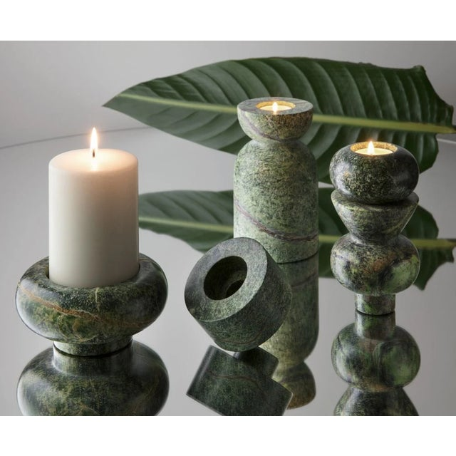 Tom Dixon Rock Candle Holder Large For Sale - Image 9 of 11