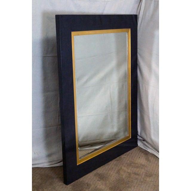 Glass Jonathan Charles Alexander Julian Collection Wall Mirror For Sale - Image 7 of 10