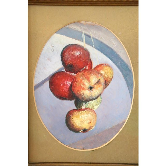 Beautiful refined oil painting on wood panel measures signed at the back Valentino Ghiglia (Florence 1903-1960). The...