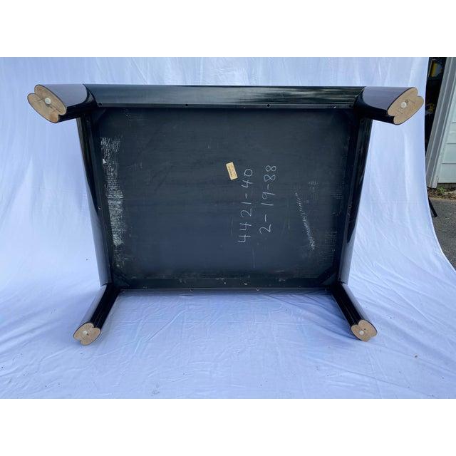 1970s Henredon Scene III Burl Coffee Table For Sale - Image 9 of 13