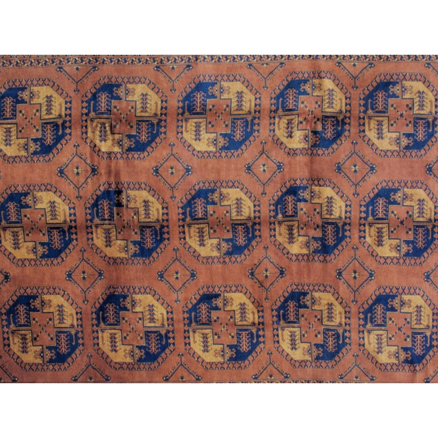 "Leon Banilivi Elephant Foot Carpet - 8'2"" X 11' - Image 3 of 5"