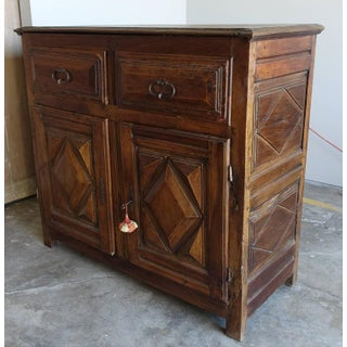 19th Century Spanish Walnut Cabinet With Drawers Preview