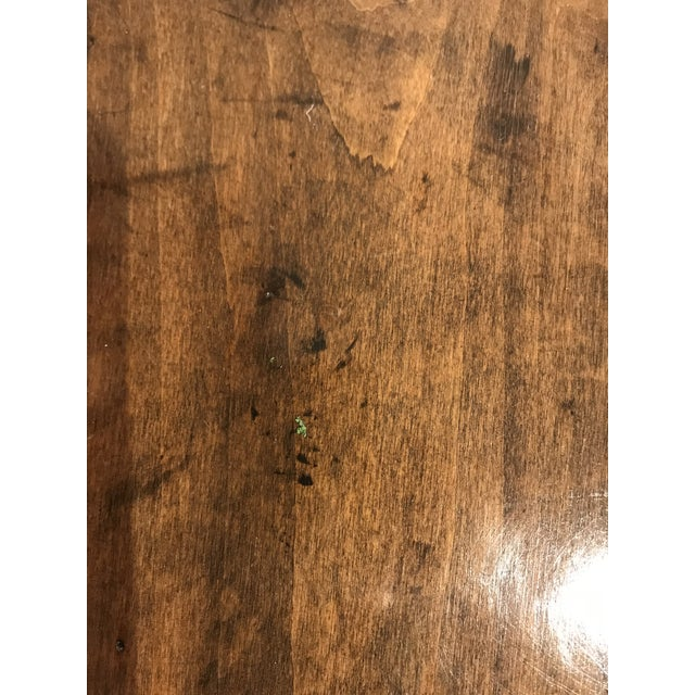 Wood Guy Chaddock Wood Dining Table For Sale - Image 7 of 12