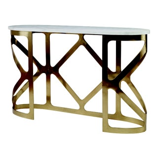 Century Furniture Buccellati Bangle Console For Sale