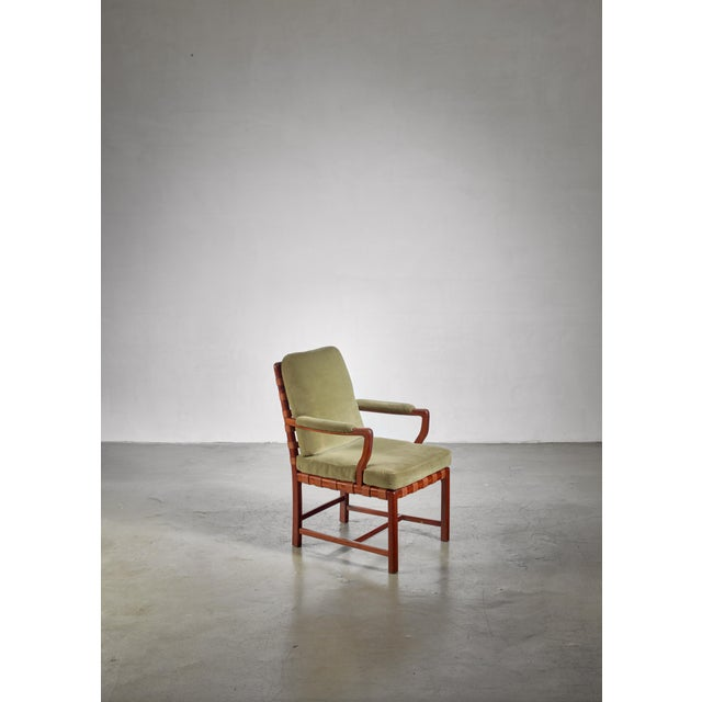 Walter Sobotka Armchair, Austria, Circa 1930 For Sale - Image 11 of 11