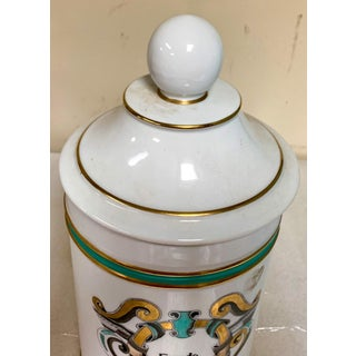 Large French Style Apothecary Jar Preview