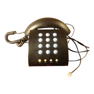 Architect Michael Graves Black Corded Phone Telephone For Sale