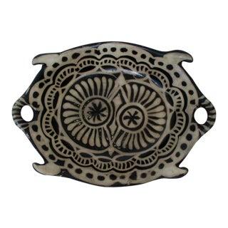 Primitive Style Ceramic Centerpiece