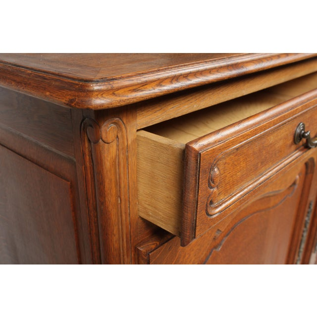 Mid-Century Louis XV-Style Buffet For Sale - Image 9 of 12