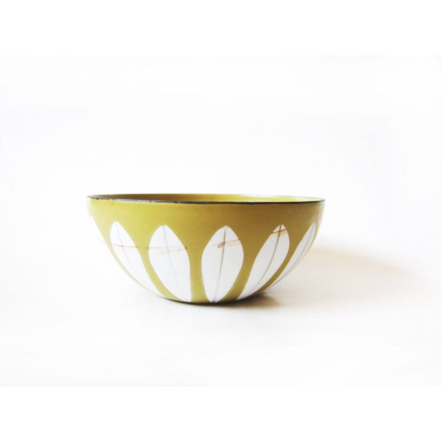 Mid Century Cathrineholm of Norway Enamel Bowl - Image 2 of 6