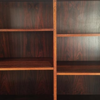 1960s Danish Modern Rosewood Bookcase Preview
